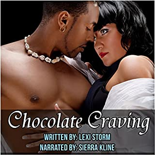 Chocolate Cravings (BBW Menage Interracial Fertile Pregnancy Erotica)                   By:                                                                                                                                 Lexi Storm                               Narrated by:                                                                                                                                 Sierra Kline                      Length: 57 mins     14 ratings     Overall 3.9
