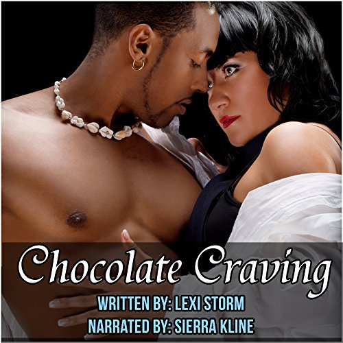 Chocolate Cravings (BBW Menage Interracial Fertile Pregnancy Erotica) audiobook cover art