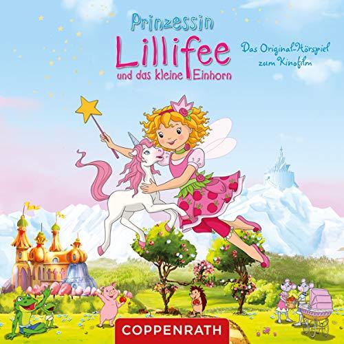 CD: Prinzessin Lillifee und das kleine Einhorn: Das Original-Hörspiel zum Kinofilm