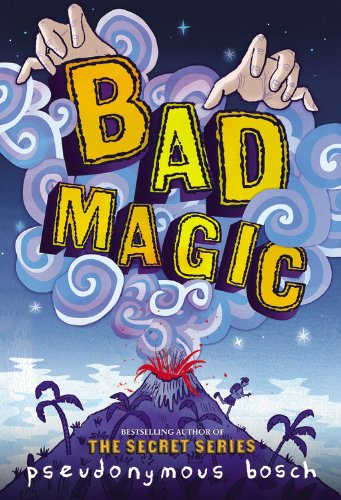 『Bad Magic』のカバーアート