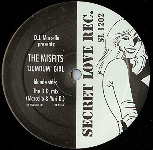 DJ Marcello & Misfits, The - Dumdum Girl - Secret Love Records