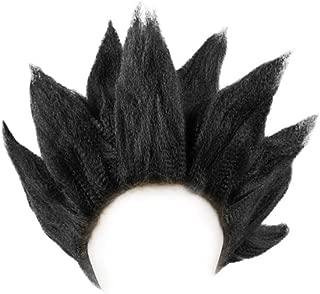 miccostumes Men's Goku Cosplay Wig