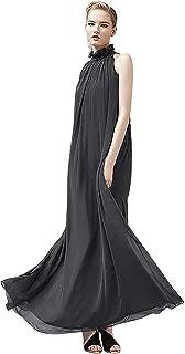 Best black chiffon dress maxi Reviews
