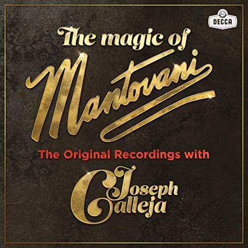 Joseph Calleja & Mantovani & His Orchestra