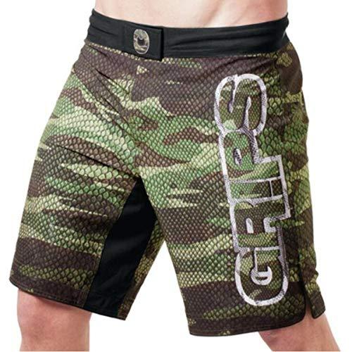 Bwchuxin Herren Camouflage Stil MMA...