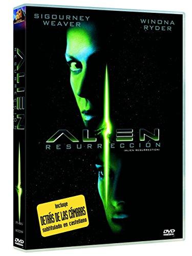 Alien Resurrección [DVD]