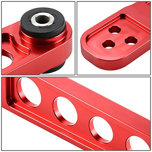 Replacement for Honda Civic ES/EM/EP3 Aluminum Rear Suspension Lower Control Arms (Red)