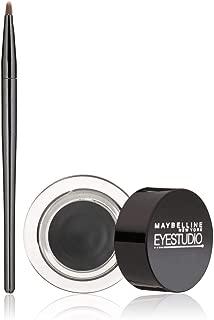 Maybelline New York Eye Studio Lasting Drama Gel Eyeliner, Blackest Black 950