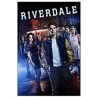Ipea Riverdale Tv Series 2017 Show ClassicseasonポスターCanvashome Room Wall Art Painting Decor(19.69X27.56 In)50X70 Cm Unframed