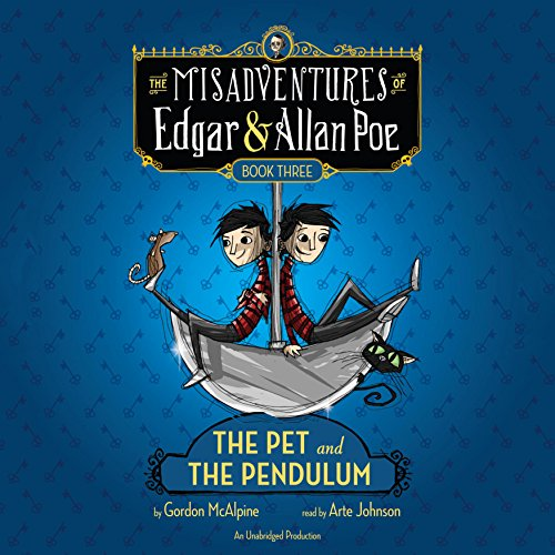 The Pet and the Pendulum audiobook cover art