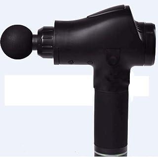 ZZAI Pistola De Fascia Eléctrica Inalámbrica Pistola De Masaje Relajante Muscular Equipo De Ejercicios para El Hogar