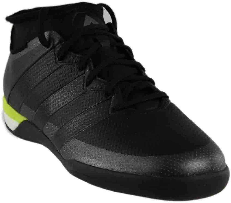 Adidas ACE 16.1 Street Sockerskor (svart) (svart) (svart)  ny sadie