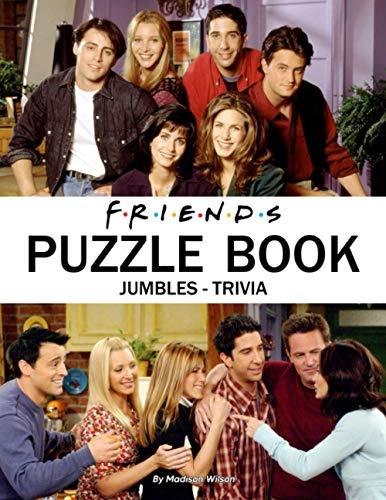 Rompecabezas de Collage de Friends, 1000 Piezas, con Licencia Oficial (PP7207FR)