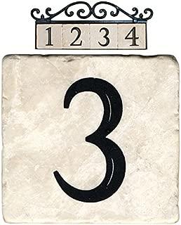 Best ceramic tile street numbers Reviews