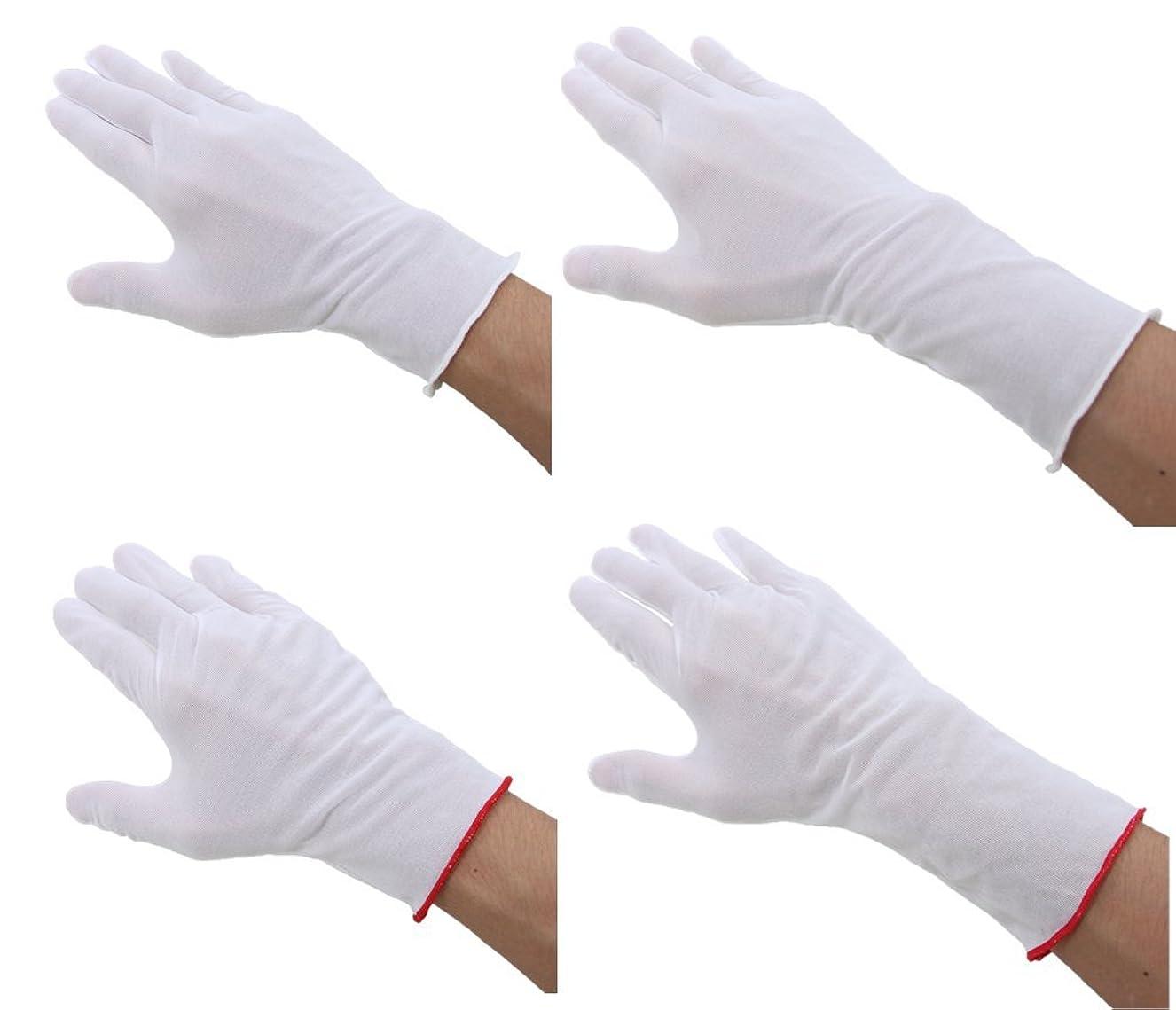 威信分析多数のウインセス 【通気性抜群!ゴム手袋の下履きに!/極薄インナー手袋】 約23cm (L)