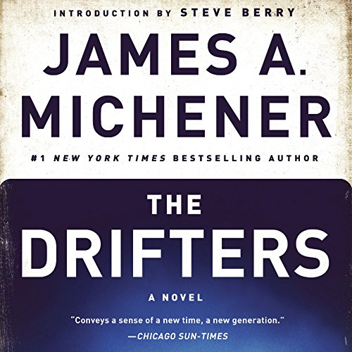 The Drifters audiobook cover art