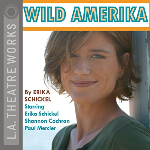 Wild Amerika audiobook cover art