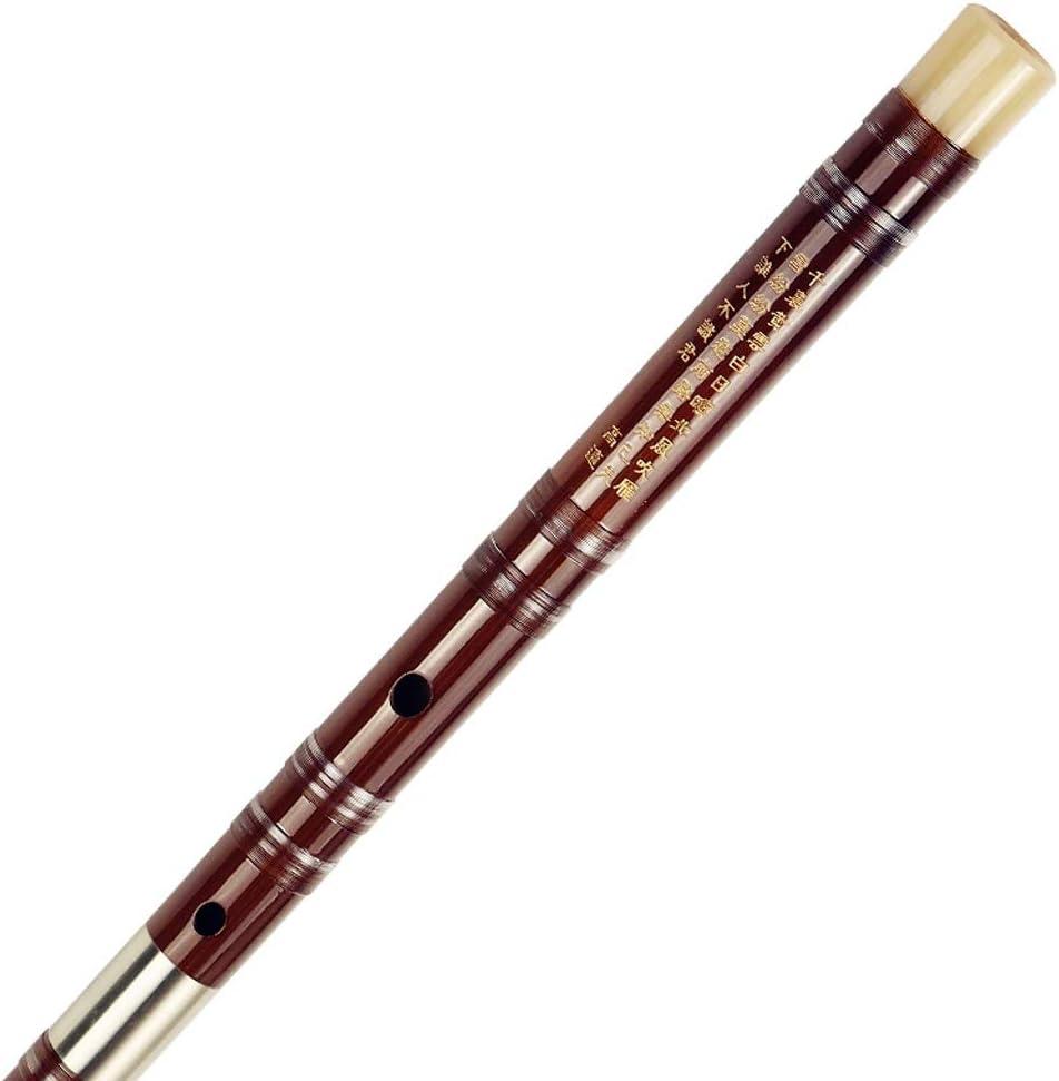 QXX Chinese Dizi Flute Deluxe Beginner Long-awaited Zero Basic Bi Professional Adult