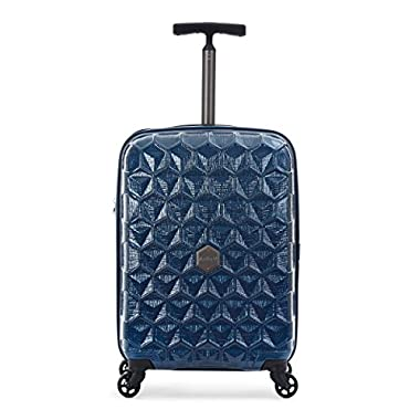 Antler Atom Four Wheel Carry On (Blue)