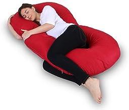 Momsyard Full Body C Shape Maternity/Pregnancy Pillow - Baby Nursing Cushion & Maternity Pillow for Pregnant Women Made of...