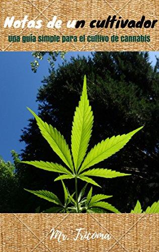 Notas de un cultivador: Una guía rápida y fácil aplicada al cultivo de cannabis para el consumo personal.