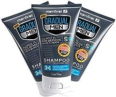 Shampoo Escurecedor de Cabelo Gradual Men