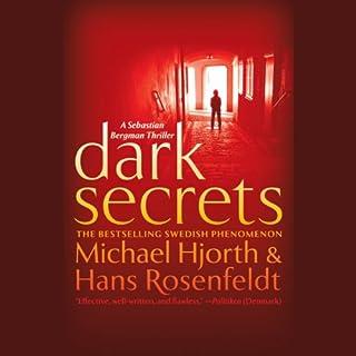 Dark Secrets audiobook cover art