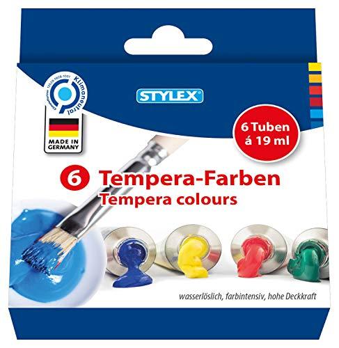 Stylex - Tempera in Mehrfarbig, Größe one size