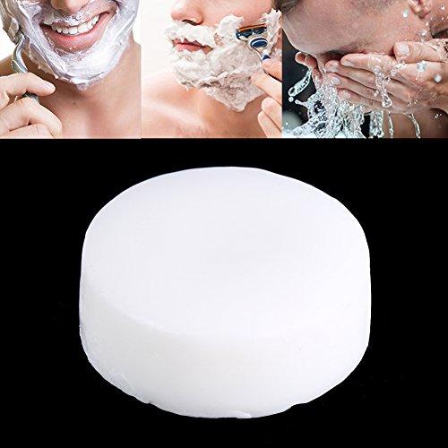 2PCS savon à raser moustaches fait à la main pour hommes