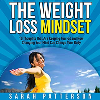 The Weight Loss Mindset audiobook cover art