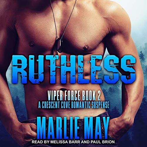 Ruthless: A Crescent Cove Romantic Suspense audiobook cover art