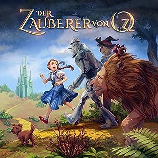 Couverture de Der Zauberer von Oz
