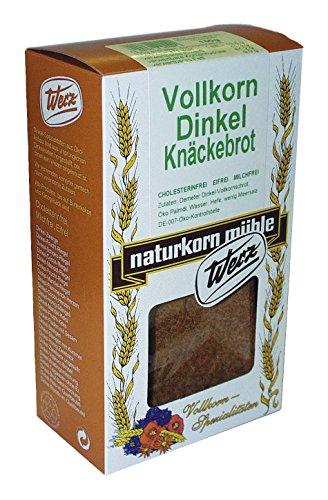 Werz Bio Dinkel-Knäckebrot (1 x 150 gr)