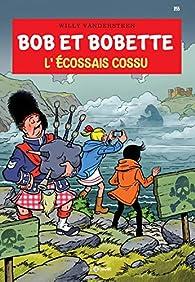 Bob et Bobette, tome 355 : L'écossais cossu par Willy Vandersteen