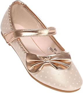 Life by Shoppers Stop Girls Velcro Closure Ballerinas