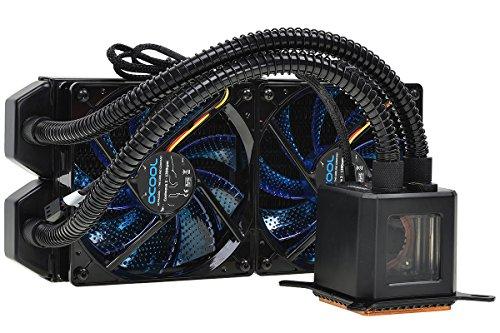 Alphacool Eisberg 240 CPU - Black