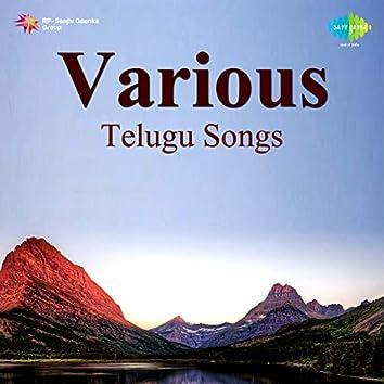 Various Telugu Songs