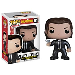 Funko Pop! - Figura Vincent - Pulp Fiction - Merchandising Cine 3