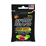Jelly Belly Sport Beans - Energizing Jelly Beans - Assorted Flavors, 24 x 1 Ounce Bags...