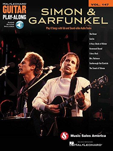 Simon & Garfunkel Guitar Play-Along Vol.147 + Cd