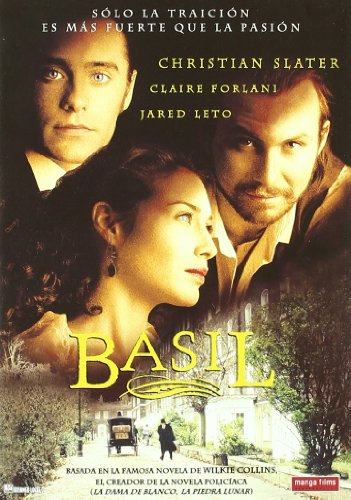 Basil (Import Dvd) (2008) Christian Slater; Jared Leto; Claire Forlani; Radha