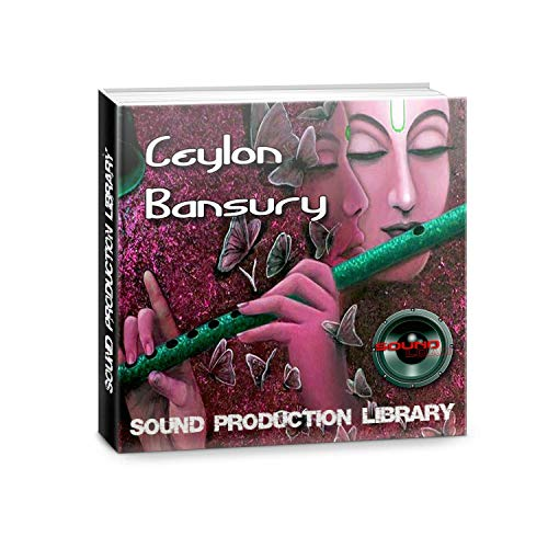 Save %70 Now! CEYLON BANSURY - Large unique original WAVE/NKI Multi-Layer Samples Studio Library on ...