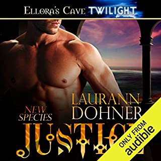 Justice: New Species, Book 4                   Written by:                                                                                                                                 Laurann Dohner                               Narrated by:                                                                                                                                 Vanessa Chambers                      Length: 11 hrs and 13 mins     7 ratings     Overall 4.9