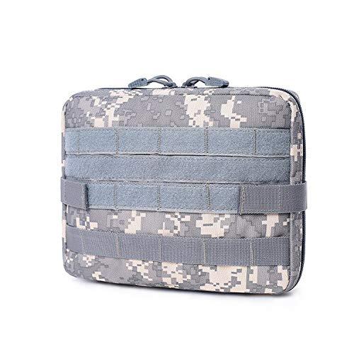 YWEHAPPY Militar Médico Botiquín De Primeros Auxilios Bolsa Molle Bolsa Médica EMT Cubierta Emergencia Paquete Táctico De Viaje Al Aire Libre Utilidad De Caza ACU