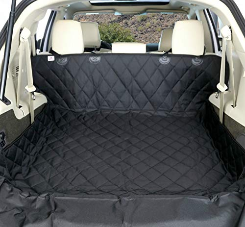 SUV Cargo Liner for Dogs - Black Large - USA Based Company