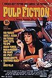 Close Up Pulp Fiction Poster (61cm x 91,5cm)