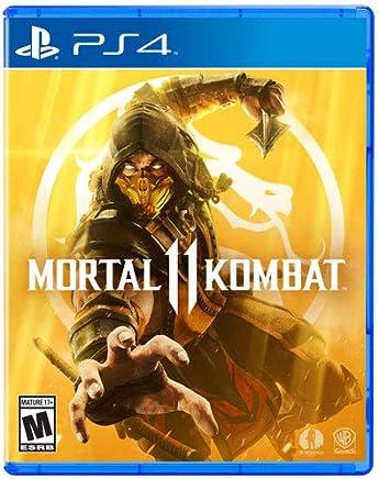 Mortal Kombat 11 - PS4 + Camiseta