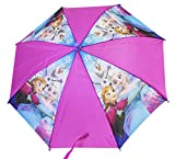 Disney Frozen Elsa & Anna & Olaf Fry Umbrella