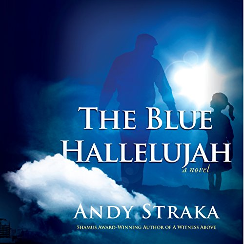 The Blue Hallelujah audiobook cover art