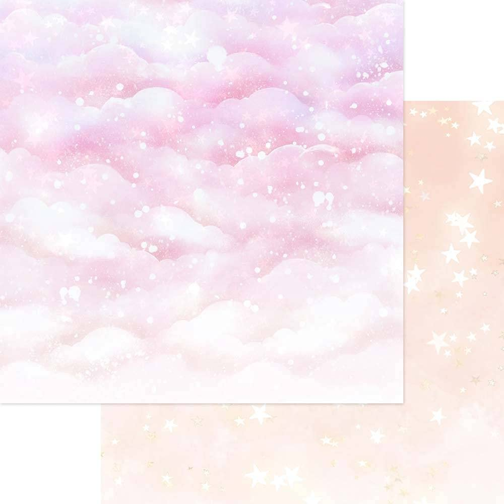 Memory Place Sparkly Sky Quantity limited Cardstock 12